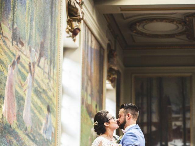 Le mariage de Valentin et Anaïs à Goyrans, Haute-Garonne 110