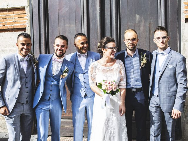 Le mariage de Valentin et Anaïs à Goyrans, Haute-Garonne 117