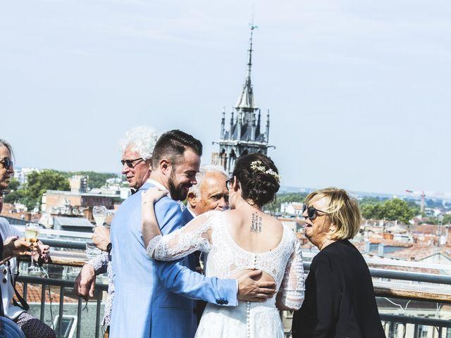Le mariage de Valentin et Anaïs à Goyrans, Haute-Garonne 123