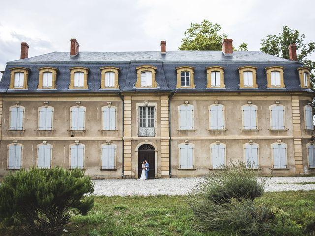 Le mariage de Valentin et Anaïs à Goyrans, Haute-Garonne 151