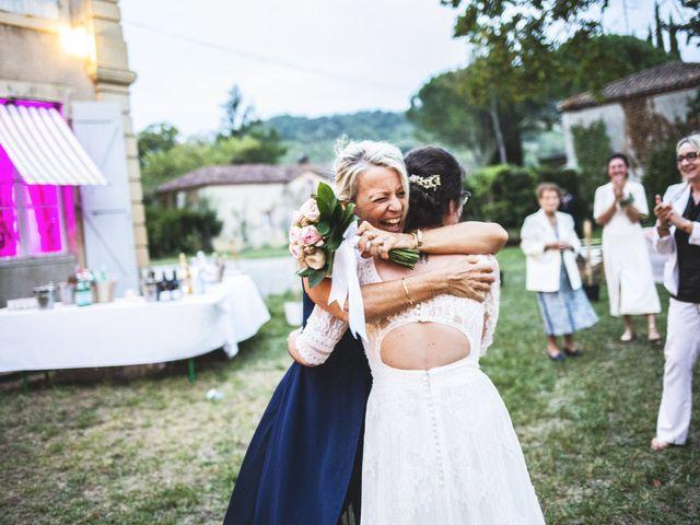 Le mariage de Valentin et Anaïs à Goyrans, Haute-Garonne 161