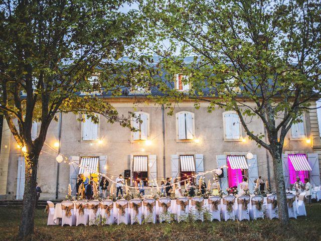 Le mariage de Valentin et Anaïs à Goyrans, Haute-Garonne 165