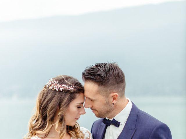 Le mariage de Jean-Christophe et Carine à Chambéry, Savoie 30