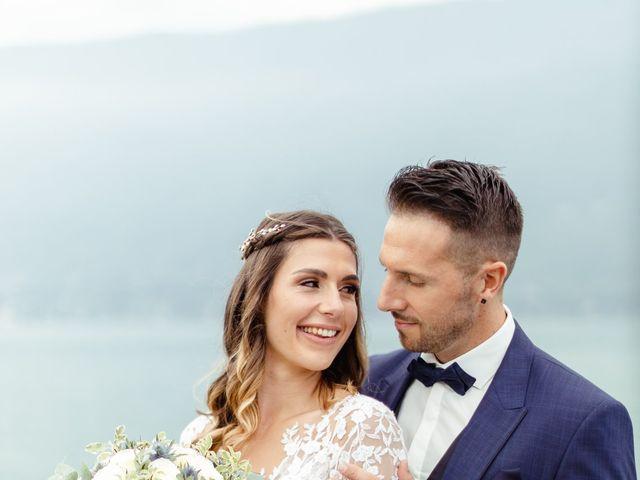 Le mariage de Jean-Christophe et Carine à Chambéry, Savoie 31