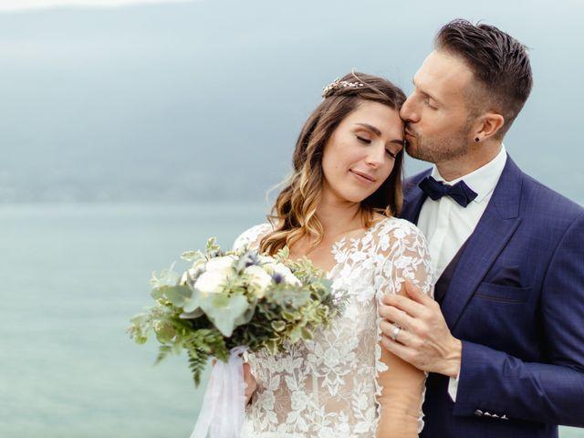 Le mariage de Carine et Jean-Christophe