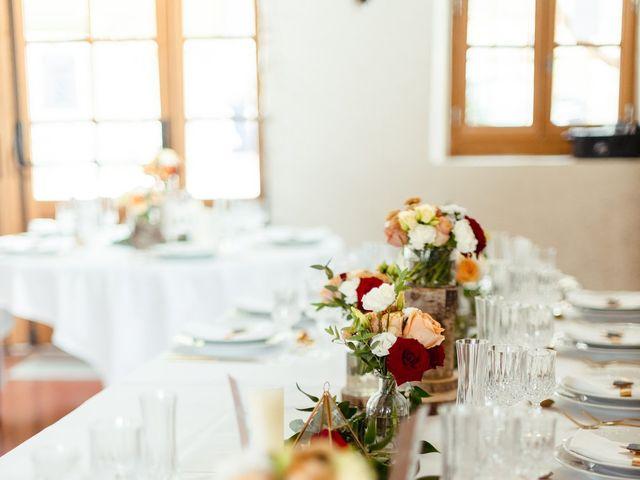 Le mariage de Jean-Christophe et Carine à Chambéry, Savoie 36