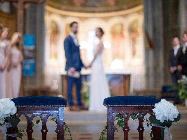 Le mariage de Antoine et Chloé à Paris, Paris 16
