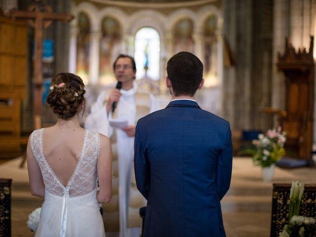 Le mariage de Antoine et Chloé à Paris, Paris 18