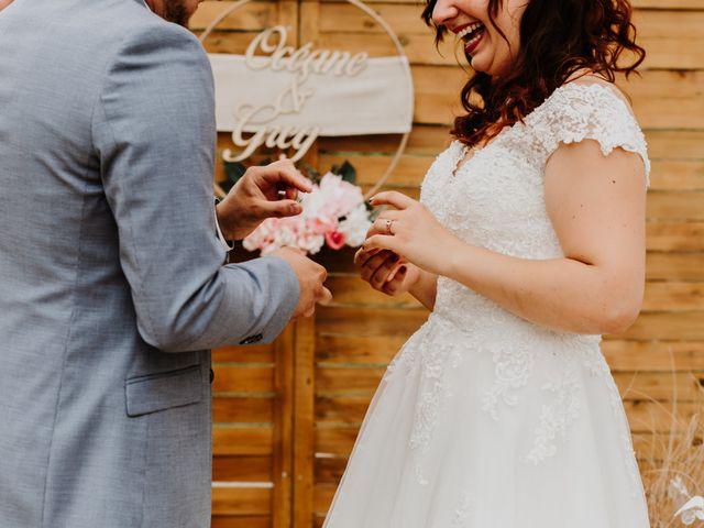 Le mariage de Gregory et Océane à Brumath, Bas Rhin 20