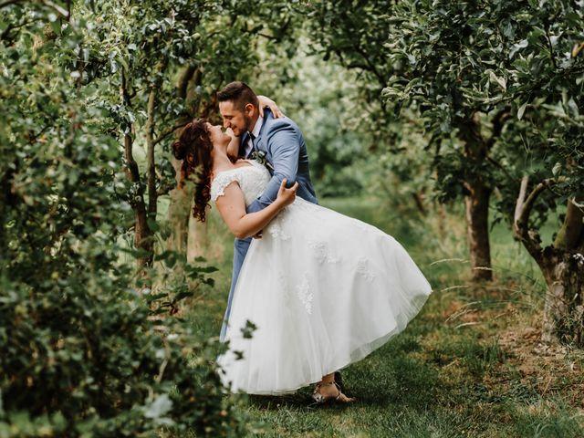 Le mariage de Gregory et Océane à Brumath, Bas Rhin 30