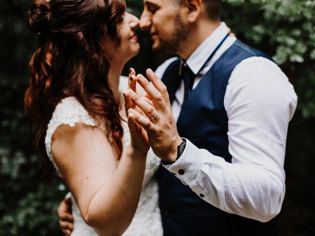 Le mariage de Gregory et Océane à Brumath, Bas Rhin 43