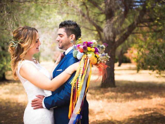 Le mariage de Maloup et Dominique