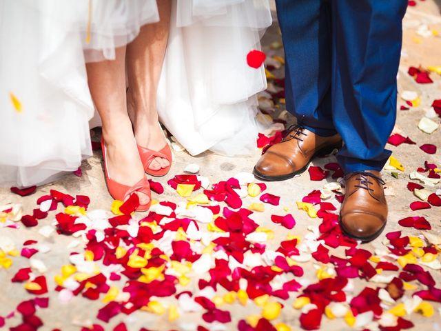 Le mariage de Dominique et Maloup à Calce, Pyrénées-Orientales 29