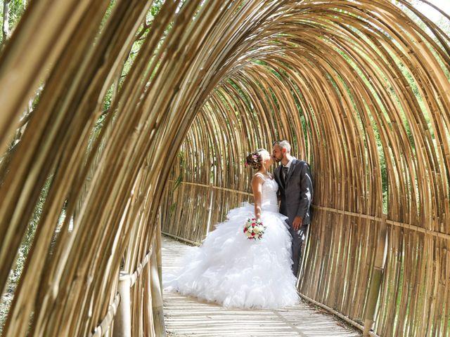 Le mariage de Christian et Harmonie à Alès, Gard 1
