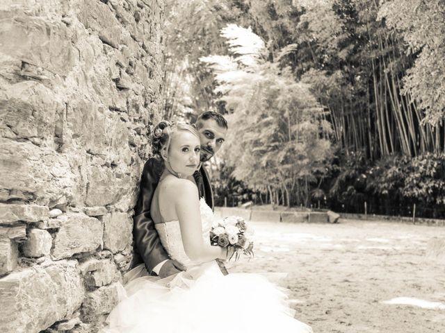 Le mariage de Christian et Harmonie à Alès, Gard 6