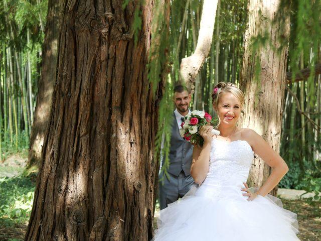 Le mariage de Christian et Harmonie à Alès, Gard 8