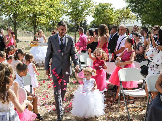 Le mariage de Christian et Harmonie à Alès, Gard 16