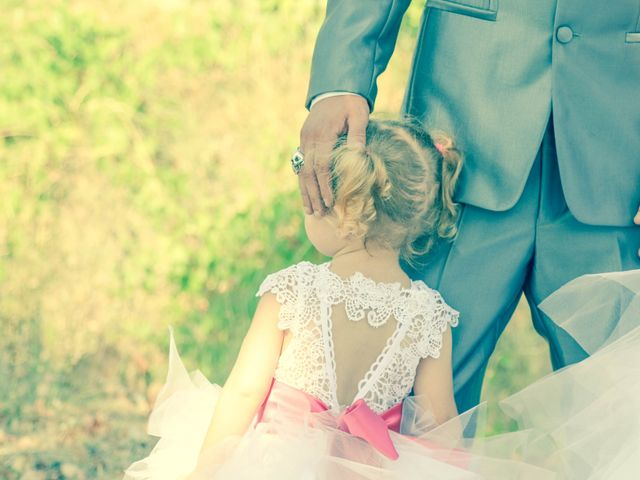 Le mariage de Christian et Harmonie à Alès, Gard 2