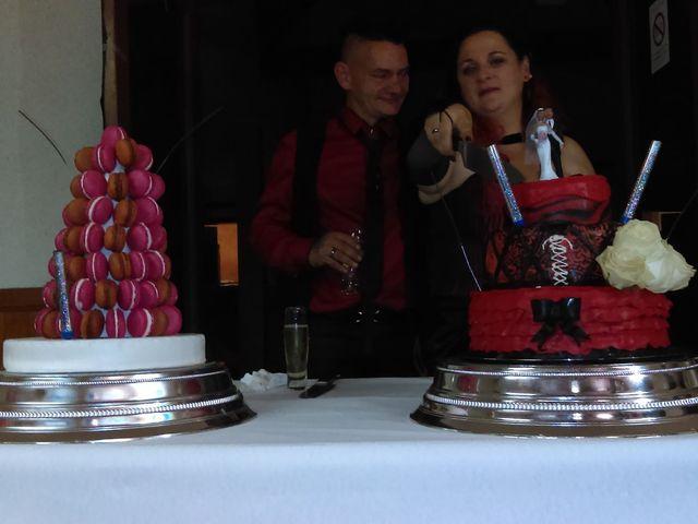 Le mariage de jerome et marie-helene à Aurillac, Cantal 5