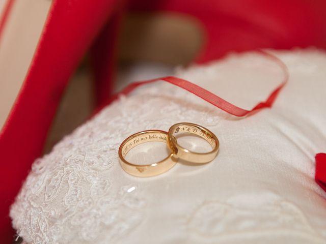 Le mariage de Nathalie et Davy à Castelnau-le-Lez, Hérault 1