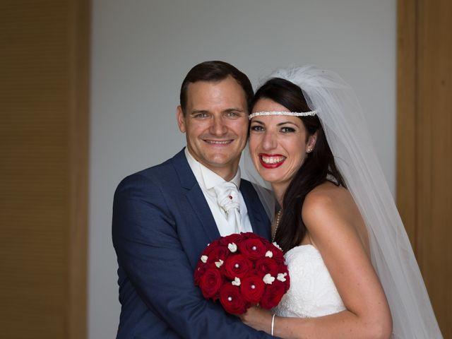 Le mariage de Nathalie et Davy à Castelnau-le-Lez, Hérault 8