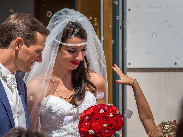 Le mariage de Nathalie et Davy à Castelnau-le-Lez, Hérault 9