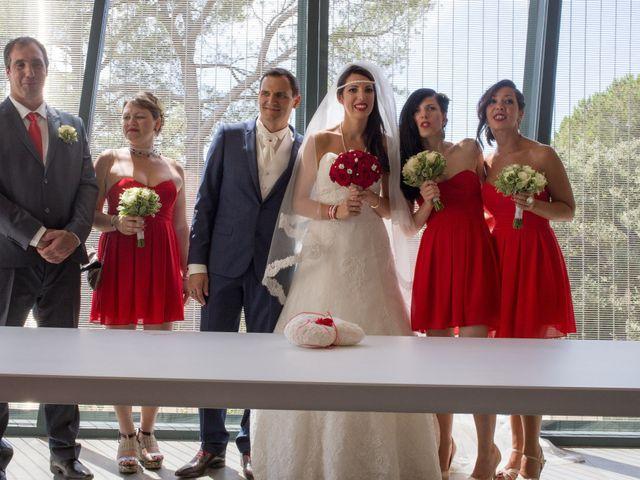 Le mariage de Nathalie et Davy à Castelnau-le-Lez, Hérault 17