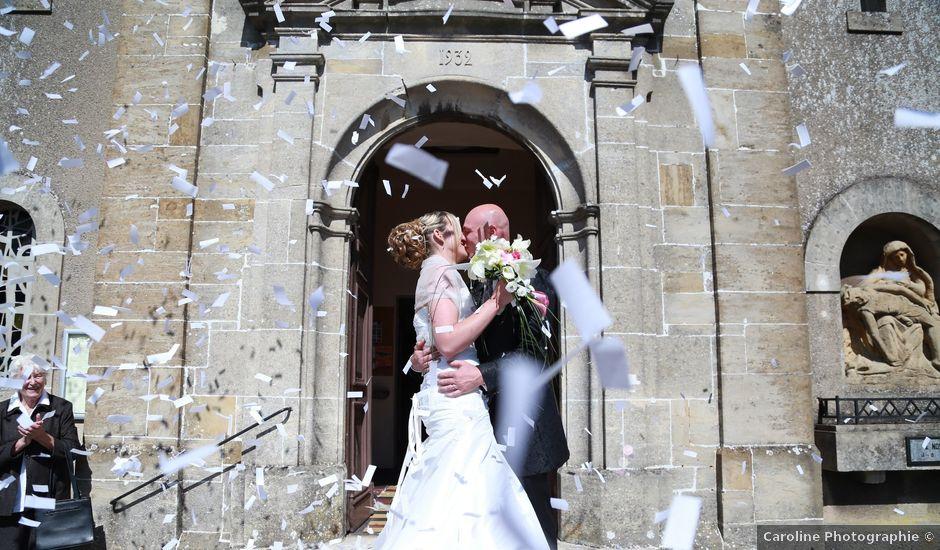 Le mariage de Yann et Gaëlle à Metz, Moselle