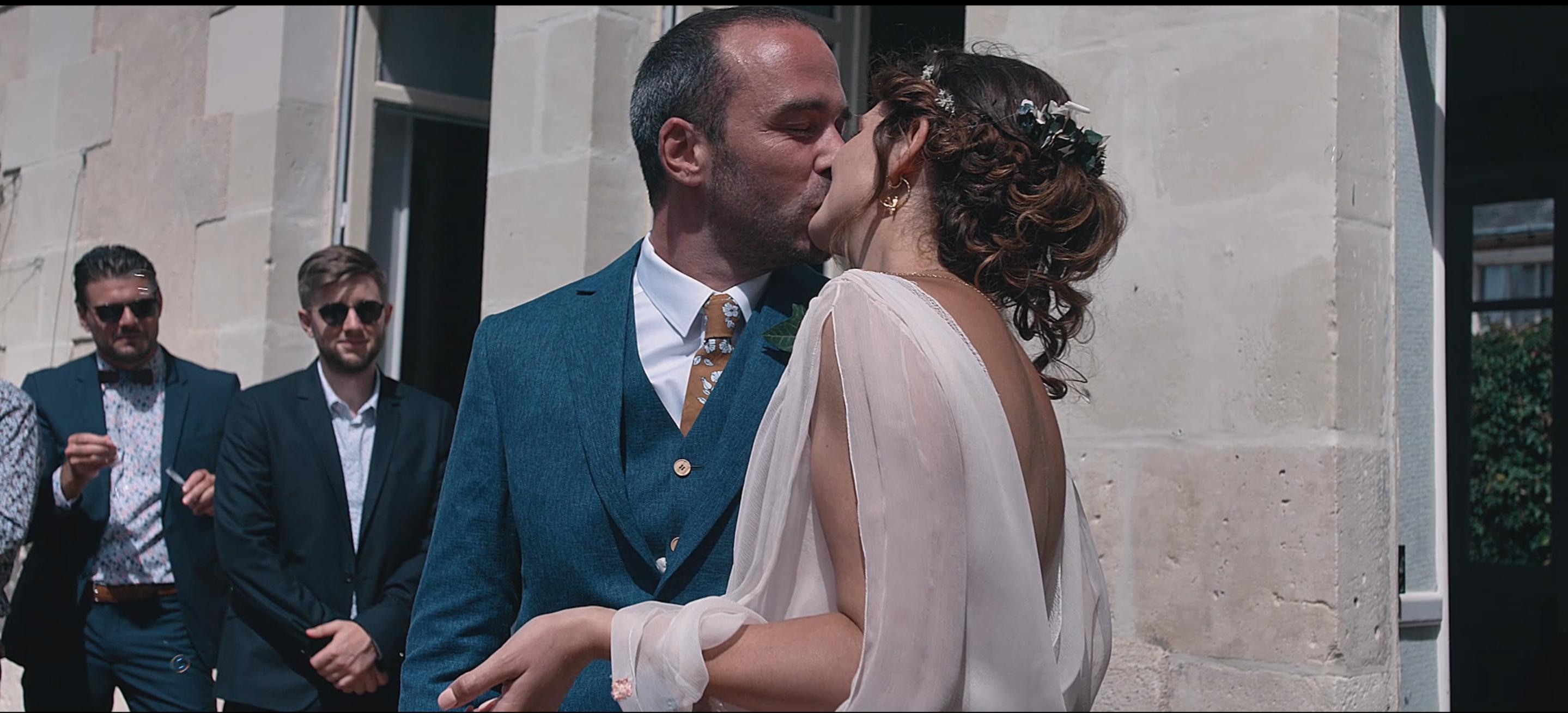 Le mariage de Mickael et Grace à Fontgombault, Indre