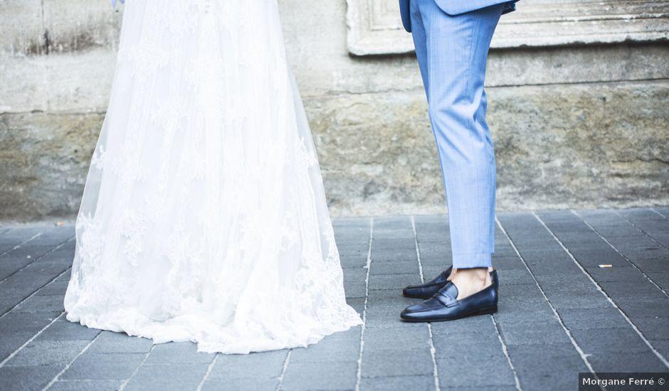 Le mariage de Valentin et Anaïs à Goyrans, Haute-Garonne