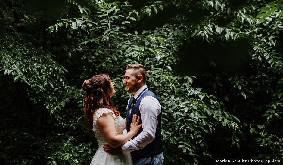 Le mariage de Gregory et Océane à Brumath, Bas Rhin