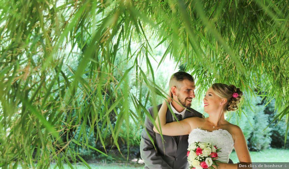 Le mariage de Christian et Harmonie à Alès, Gard