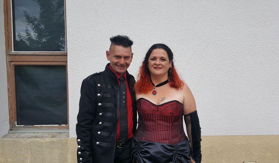 Le mariage de jerome et marie-helene à Aurillac, Cantal