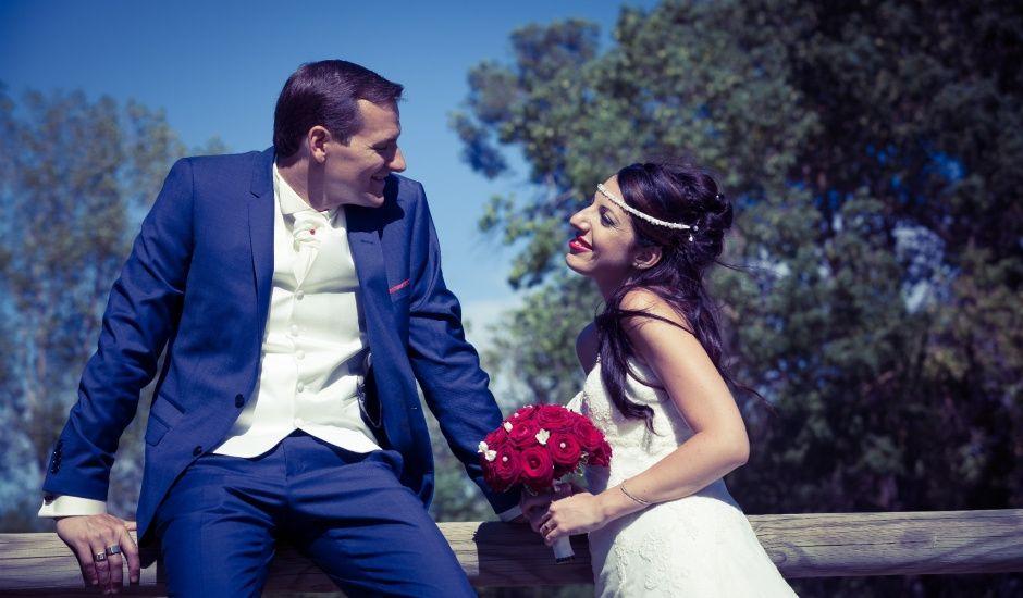 Le mariage de Nathalie et Davy à Castelnau-le-Lez, Hérault