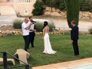Le mariage de Laurie et Gracian 2