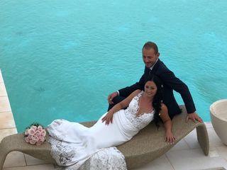 Le mariage de Laurie et Gracian