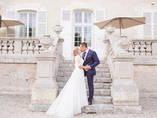 Le mariage de Valia et Benjamin