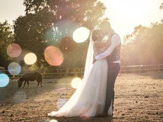 Le mariage de Eline et Guillaume