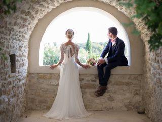 Le mariage de Marie et William