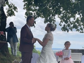 Le mariage de Claude  et Angélique  1