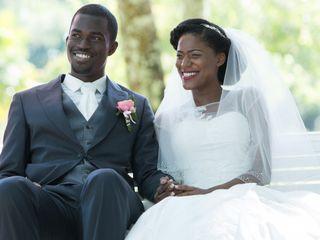 Le mariage de Henoc et Roxane