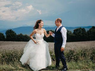 Le mariage de Sacha et Giuseppe