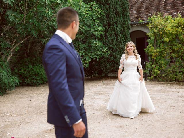 Le mariage de Benjamin et Valia à Blois, Loir-et-Cher 11