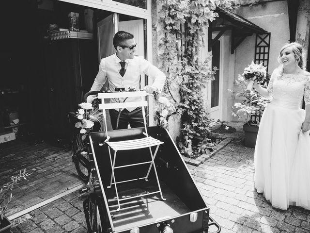 Le mariage de Benjamin et Valia à Blois, Loir-et-Cher 13