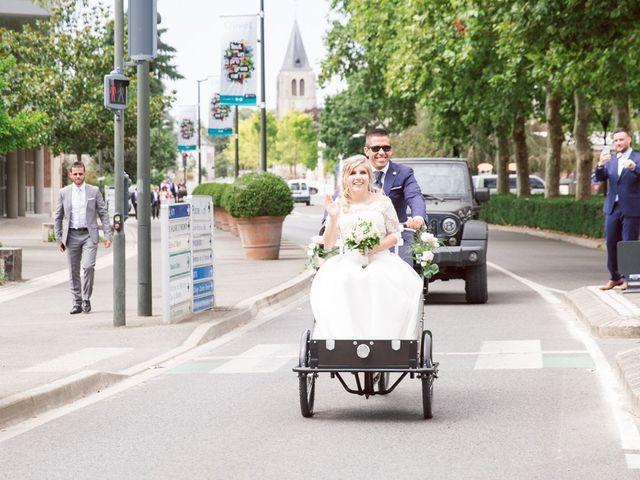 Le mariage de Benjamin et Valia à Blois, Loir-et-Cher 14