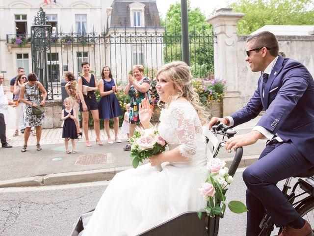 Le mariage de Benjamin et Valia à Blois, Loir-et-Cher 15
