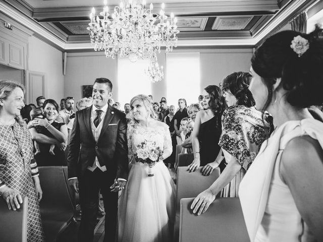 Le mariage de Benjamin et Valia à Blois, Loir-et-Cher 17