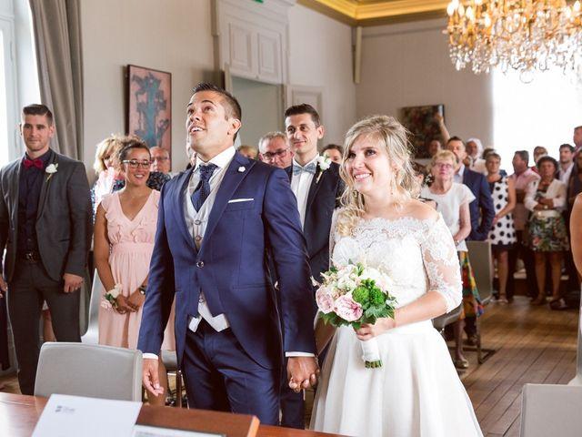 Le mariage de Benjamin et Valia à Blois, Loir-et-Cher 18