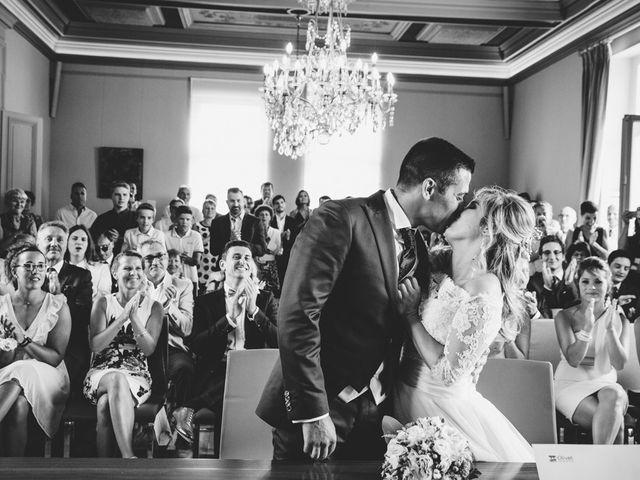 Le mariage de Benjamin et Valia à Blois, Loir-et-Cher 20
