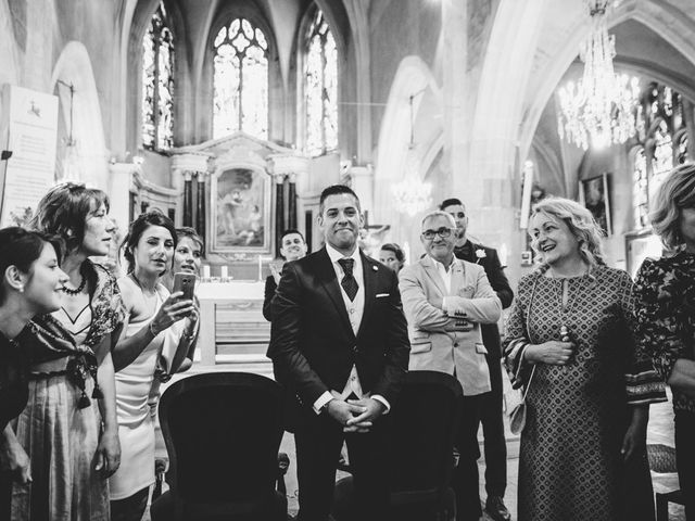 Le mariage de Benjamin et Valia à Blois, Loir-et-Cher 21
